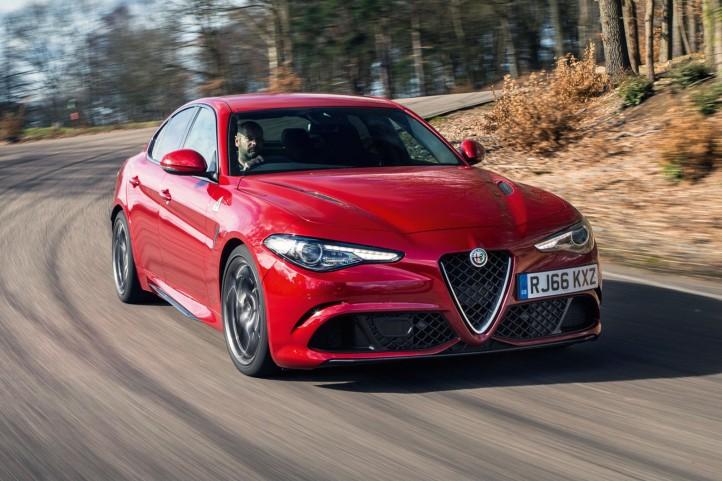 Alfa Romeo Giulia Quadrifoglio Review (2021) | Autocar